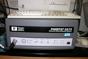 parstat_electrochemical_system_corrosion